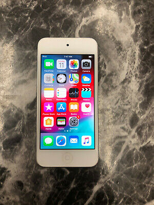 Apple iPod Touch 6th Generation Silver 32GB - Newest Model MKHX2LZ/A