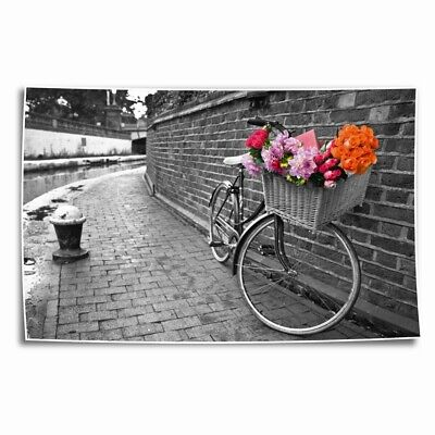 Lakeside Mood HD Canvas prints Painting Home decor Poster Room Wall art Picture