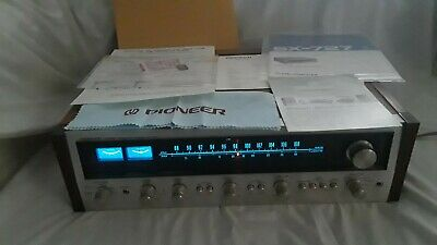Pioneer SX-727 Vintage Stereo Receiver w/Manuals,  Sounds Great!!!!