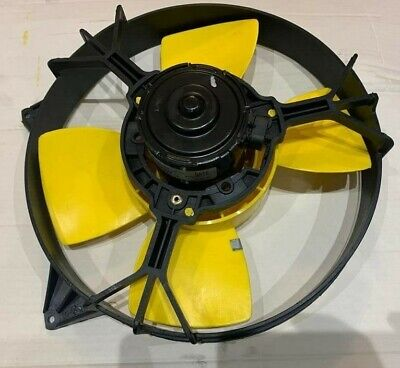 MGTF MGF RADIATOR COOLING FAN  (New Genuine MG ROVER Part ) PGF101410