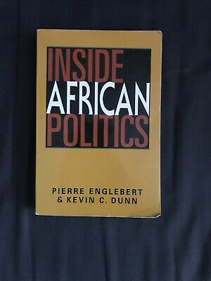 Inside African Politics by Pierre Englebert and Kevin C. Dunn (2013, Paperback)