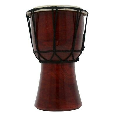 Djembe Drums African Hand Painted Hand Crafted Fair Trade Musical Instrument