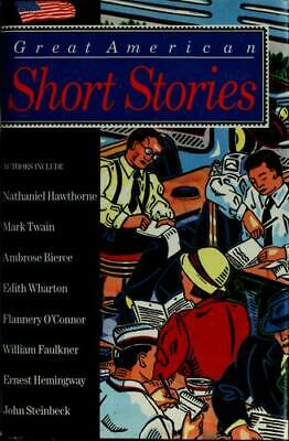 Great American Short Stories by Smith, W. H. Staff-ExLibrary