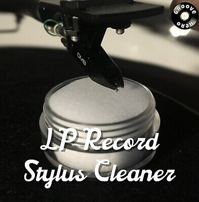Groove Hero Stylus Cleaner For All Types Of Record Player Gentle Safe ⭐️⭐️⭐️⭐️⭐️
