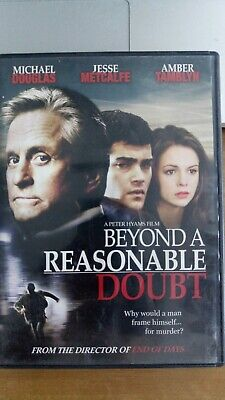 BUY 3 GET 1 FREE - Beyond a Reasonable Doubt (DVD, 2009, Canadian)