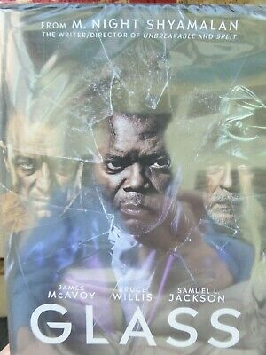 Glass 2019, DVD M. Night Shyamalan BRAND NEW & Sealed