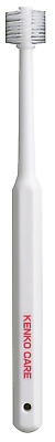 Toothbrush for dogs easy to use made in Japan Kenko care by Mind Up Cylinder