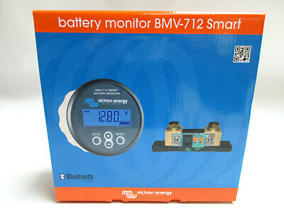 victron energy Batterie Monitor BMV-712 Smart Bluetooth Solar Camper tiny house