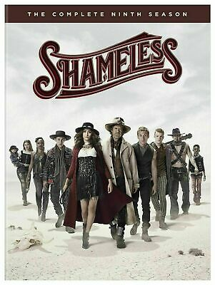 Shameless Season 9 DVD Brand New & Sealed Box Set Free Postage / UK Compatible