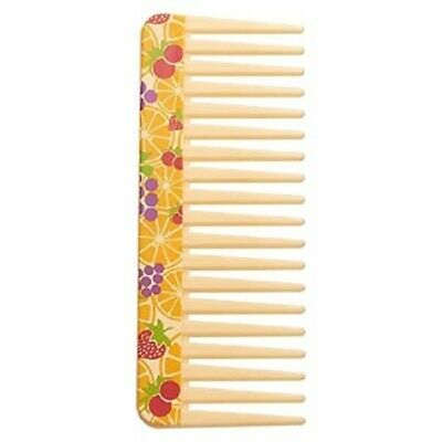 Avon Naturals Adults , Kids Wide Tooth Detangling Hair Comb , New ,Sealed