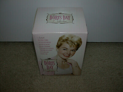 Doris Day Collection DVD 8-Disc Set RARE DELETED OOP