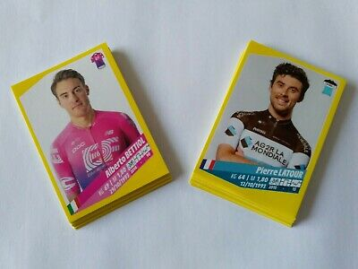 Panini Tour De France 2019  Lot De 10 Stickers Ou Et Lot De 5 Cartes Au Choix