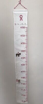 Little White Company Fabric Height Chart