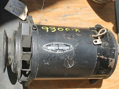 1936 Chevy Car and Truck Rebuilt Generator 946C #9300 - BR
