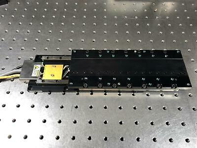 Parker 150mm Precision Linear Servo Motor Actuated Stage 0.01um 10nm Resolution