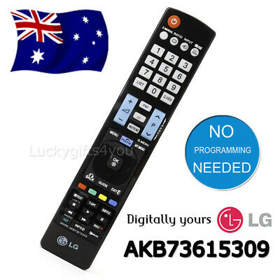 GENUINE LG TV Remote Control AKB73615309 47LM6200 55LM7600 60LM6700 AU