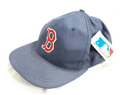 lowest price 1a817 c6e4e Vintage MLB Chalk Line Baseball Cap Hat Boston Red Sox Snap Back Drew  Pearson