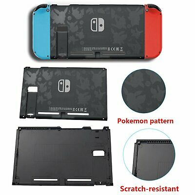 Back Plate Case Housing Cover Shell Replacement for NS Switch NS Console