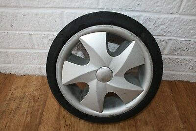 Kymco Maxi mobility scooter REAR WHEEL spare replacement part 320x100 good cond