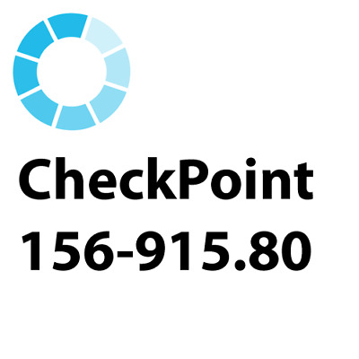 CHECK POINT CERTIFIED Security Expert R80 10 CCSE Test 156