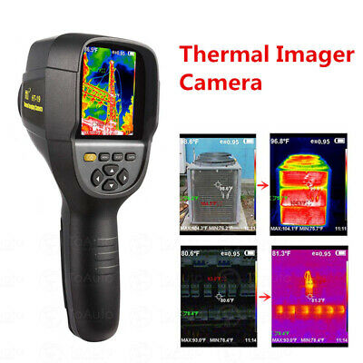 HT-19 IR Infrared Thermal Imager & Visible Light Camera Digital Imaging 320×240