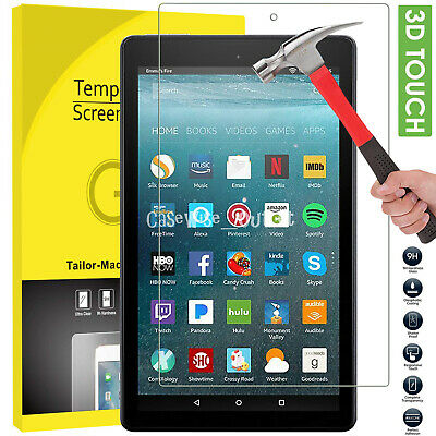 """New 9HD Clear Tempered Glass Screen Protector  For ASUS ZenPad 10 10.1/"""" Z301MF"""