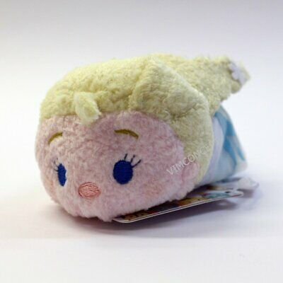 Authentic Disney Store Japan Plush Toy Tsum Tsum Elsa from Frozen with tag