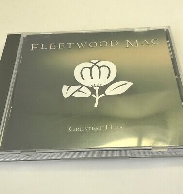 Greatest Hits by Fleetwood Mac CD 16 Tracks ,Stevie Nicks,Mick Fleetwood