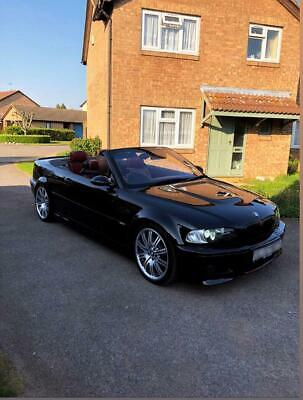 BMW M3 E46 SMG Convertible 2002 - £7,500 00 | PicClick UK