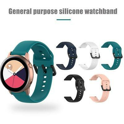 Silicone Sport Watchband Bracelet Wriststrap For Samsung Galaxy Watch ActiveR500