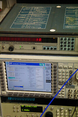 EIP 575 Frequency Microwave Counter 10Hz to 18GHz Source Locking