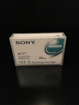 Free SDX1-CL 10 NEW Sony SDX2-36C 36//72GB AIT-2 data tape cartridge Free ship