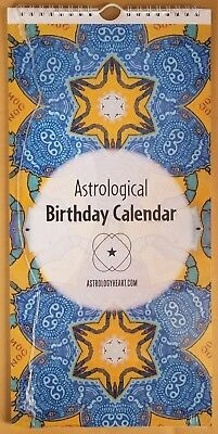 """Lot of 12 Pieces Spiral Bound /""""Being Green/"""" Perpetual Calendar"""
