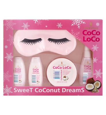 LEE STAFFORD CoCo LoCo Gift Set * Sweet Coconut Dreams Set