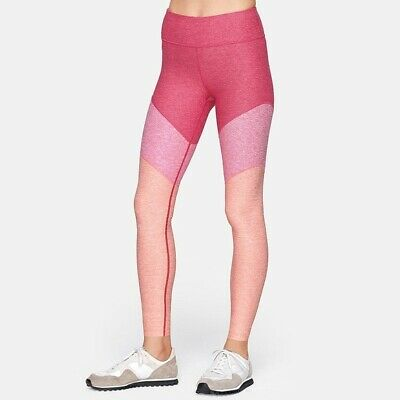 393fd9c65277a OUTDOOR VOICES 7/8 Spring Leggings Flamingo Pink Size EXTRA SMALL ...