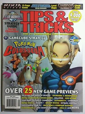 TIPS & TRICKS Magazine Nm Star Wars Collection 2005 Code