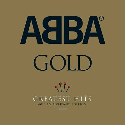 Abba - Gold: Greatest Hits (40Th Anniversary Edition) - Cd - New