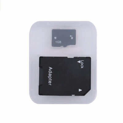 DE 1GB 2GB 8GB 64GB 128GB Micro SD Speicherkarte TF-Flash mit Adapter Klasse 10
