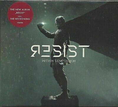 Within Temptation Resist Cd Digipak Nuovo Sigillato