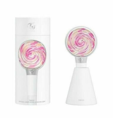 TWICE Official Light Stick CANDY BONG 2019 Dome Tour Mint Condition from Japan