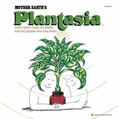 Mort Garson Mother Earth's Plantasia Cd Album New (21St June)