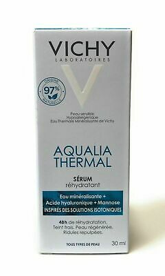 Vichy Aqualia Thermal Rehydrating Serum - 48H Rehydration - 30ml