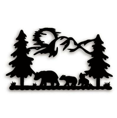 Metal Cutting Dies Forest Animals DIY Scrapbooking Embossing Stencil Template