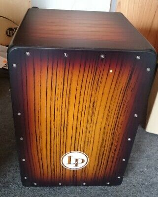 Cajon Latin Percussion LP 1332-SBS