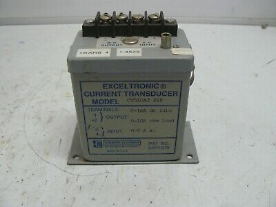 Exceltronic CT510A2 SRP current transducer
