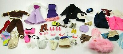 Vintage Barbie Ken Clothing Outfits Lot some accessories