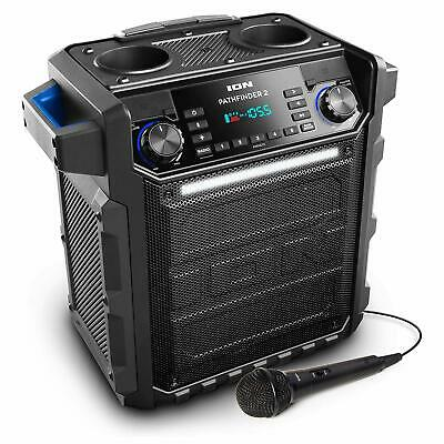 Ion Audio Pathfinder 2 High Power All-Weather Rechargeable Speaker