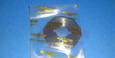 """Blade for Consew MB-50 Electric Rotary Cutter 2"""" Hexagonal by Golden Eagle"""