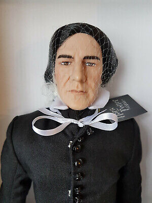 "19"" TONNER DOLL Harry Potter Collection Professor Severus SNAPE 