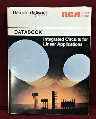 1986 RCA Integrated Circuits for Linear Applications Databook SSD-240C